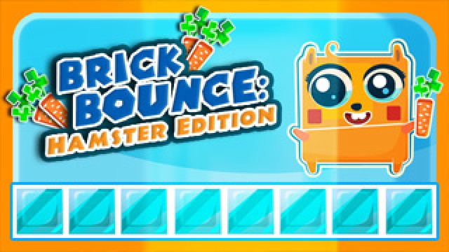 Brick Bounce: Hamster Edition